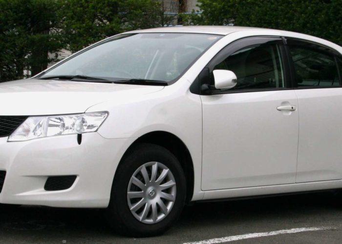 Toyota-premio Savinta напрокат