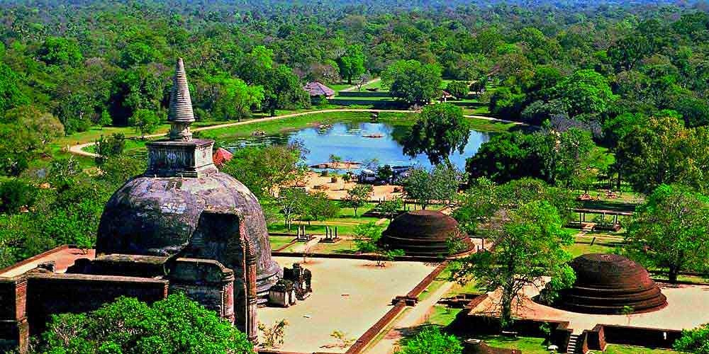 Image result for The city of Anuradhapura