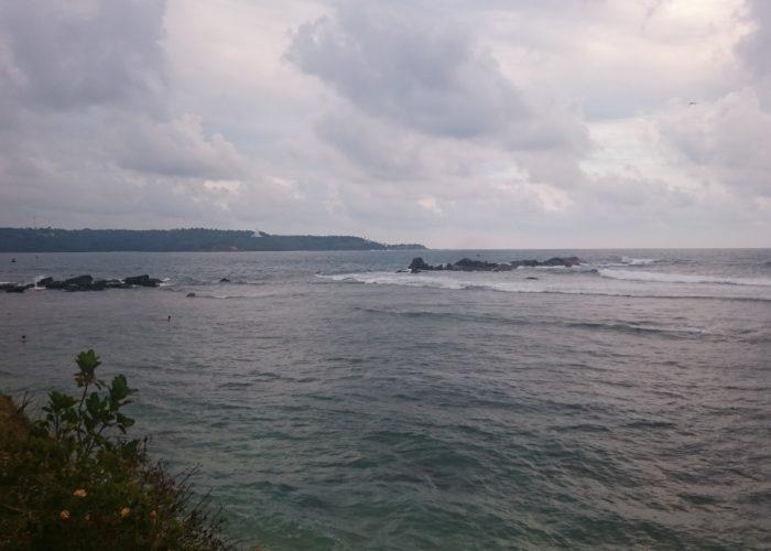 Форт Галле залив