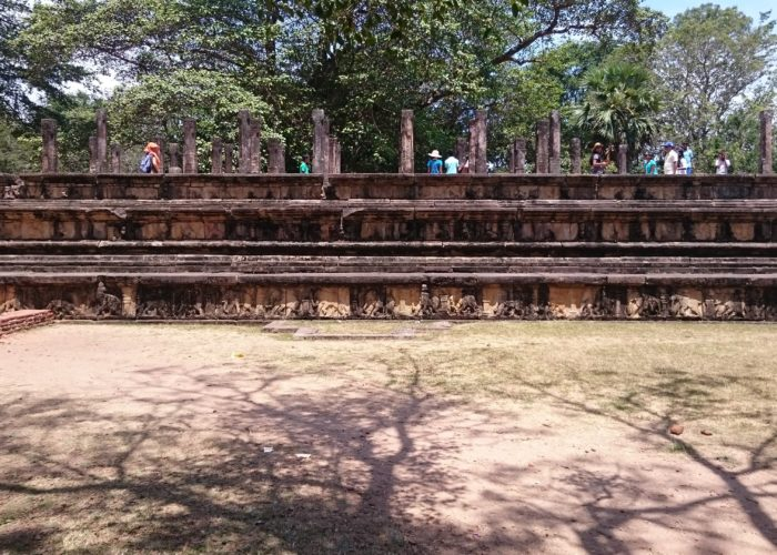 Polonnaruwa royal capital