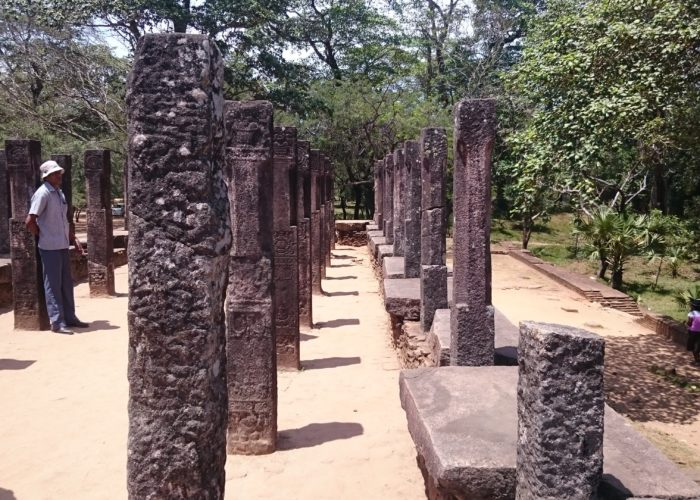 Polonnaruwa capital