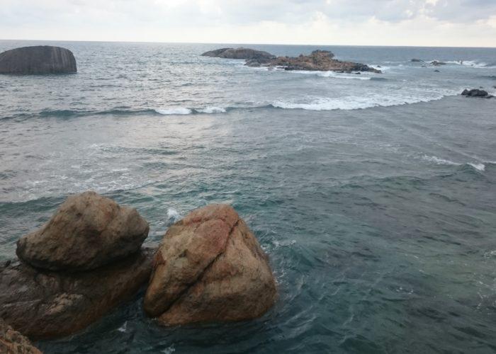 Форт Галле океан