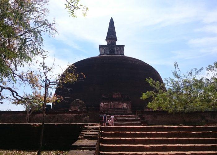 Stupa Polonnaruwa