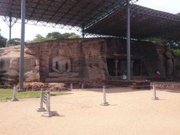 Полоннарува (Polonnaruwa) – средневековая столица Шри-Ланки
