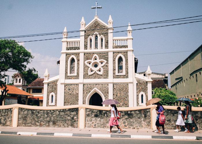 Church Fort Matara