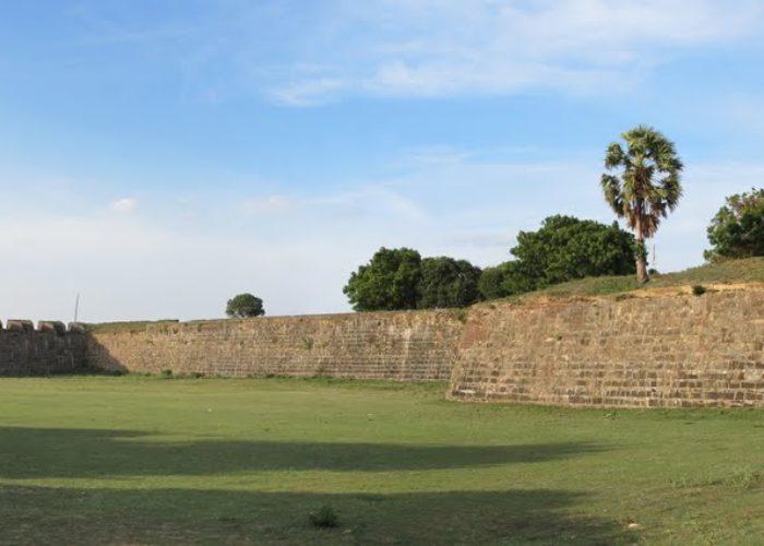 Форт Тринкомали