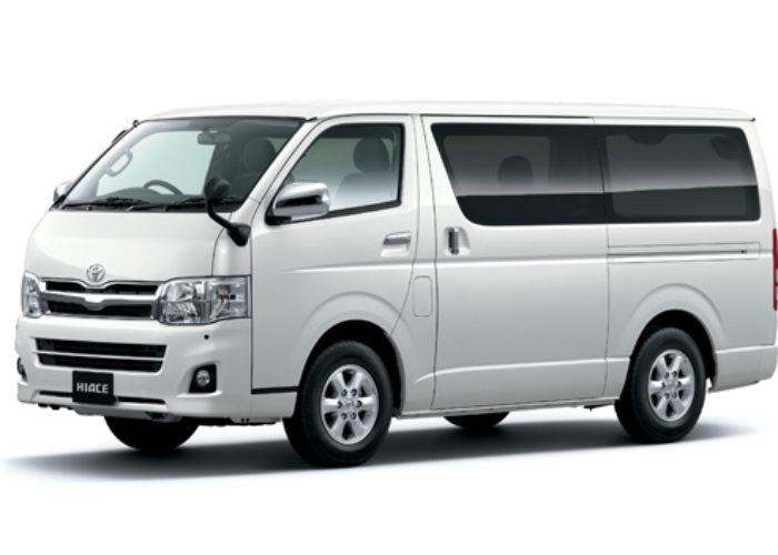 Van Toyota Savinta