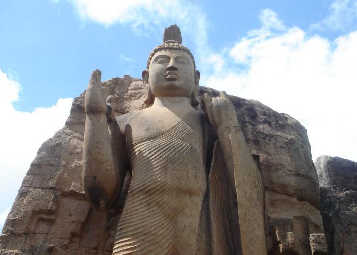 Аукана статуя Будды