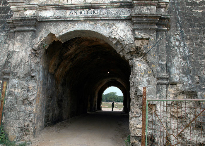 Jaffna_Fort_entrance