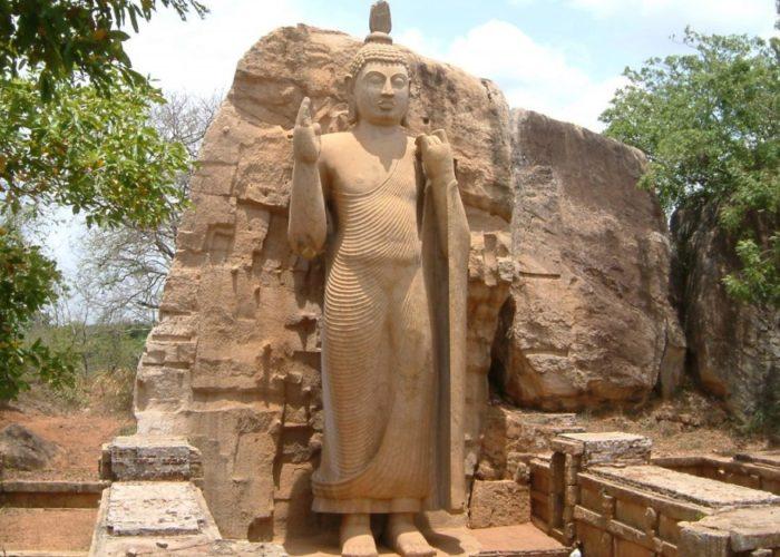 Аукана Будда статуя