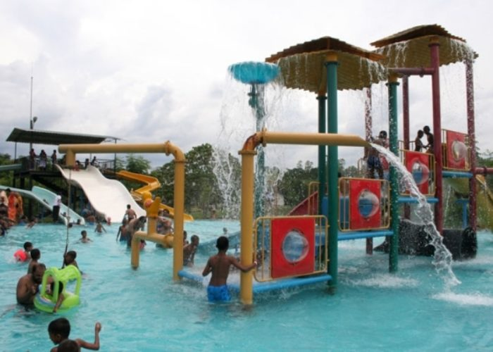Kids zone - liesure world water park