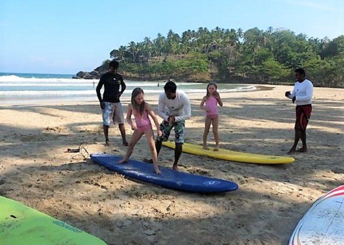 Bandula Surfing