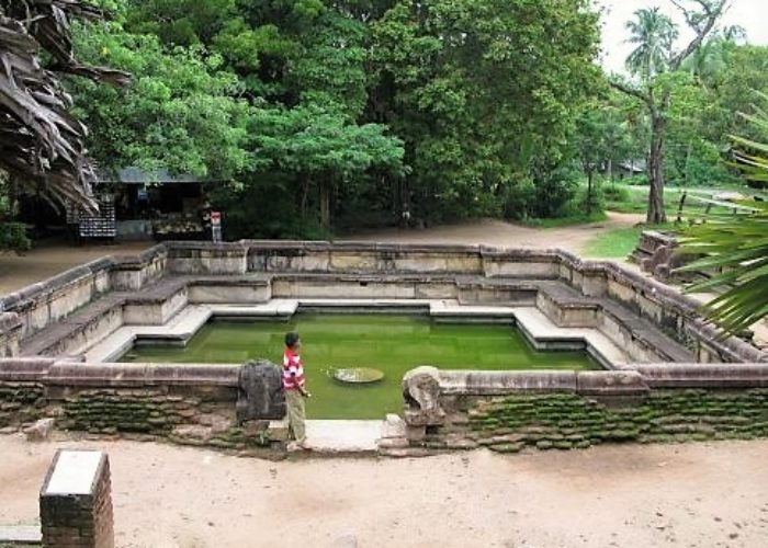Bathing Pool (Kumara