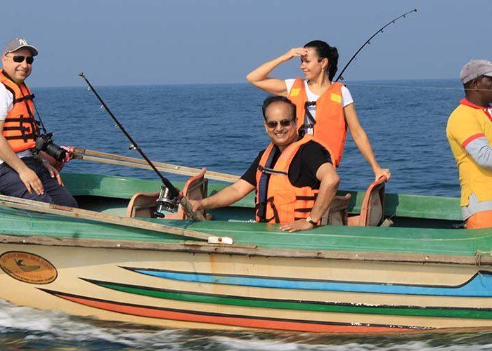 Hikkaduwa-fishing-srilanka