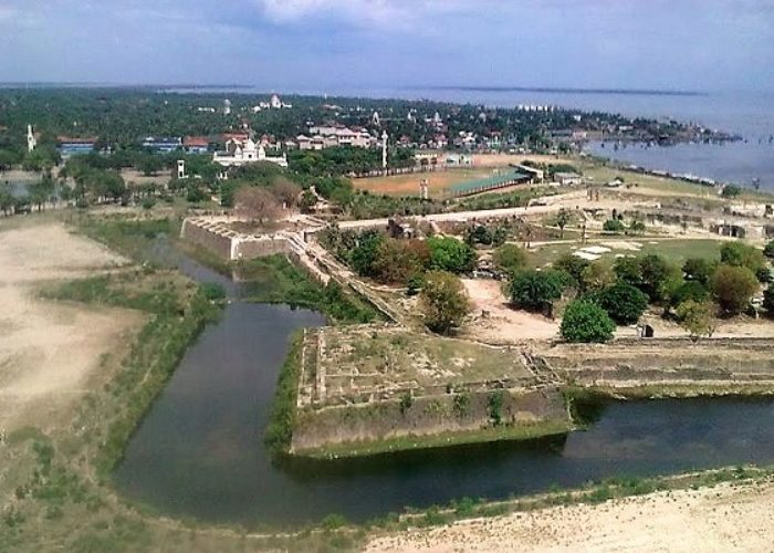 Jaffna Dutch Fort 2