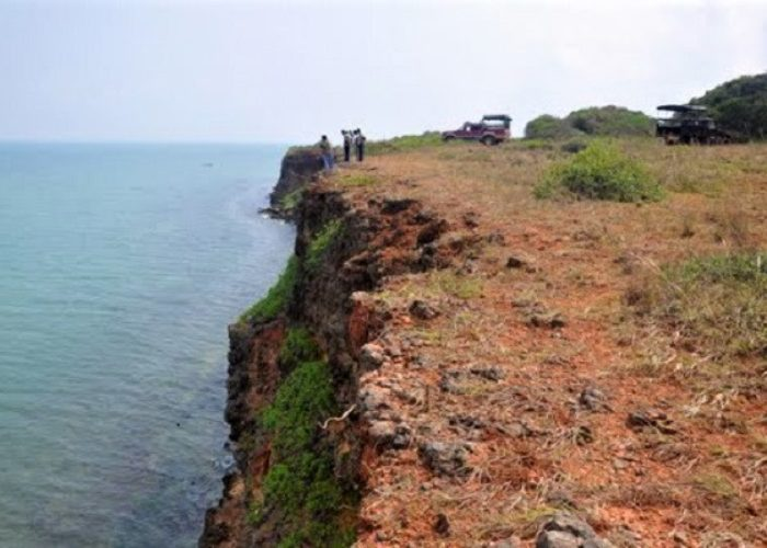 Kudiramalei Point park