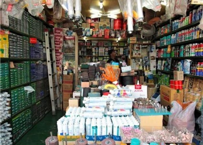 Market Small Stores In Kalapitiya On The Map Sri