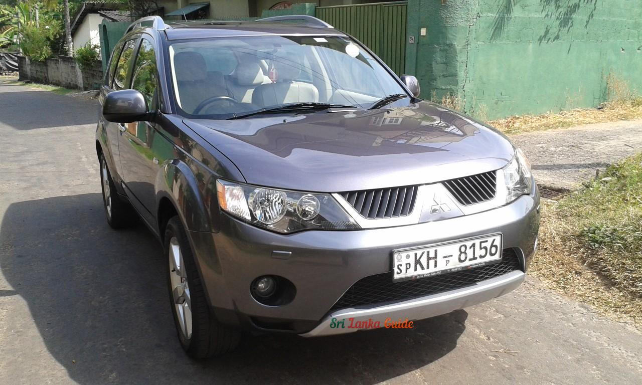 Rent 4x4 jeeps in Sri Lanka with or without driver – price