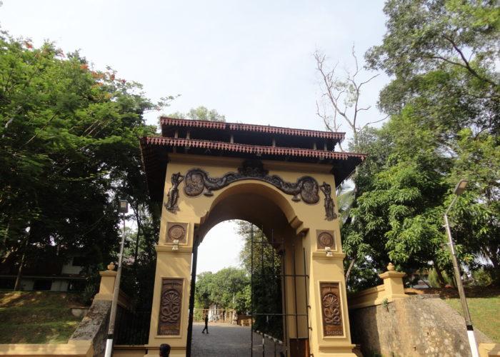 Entrance Kelaniya Rajamaha Viharaya