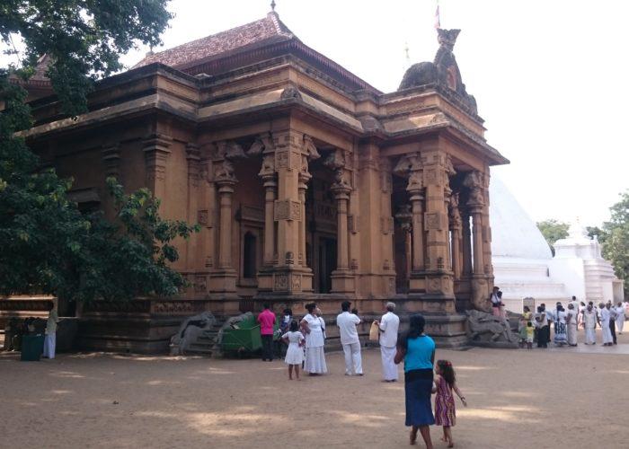 Temple Kelaniya Rajamaha