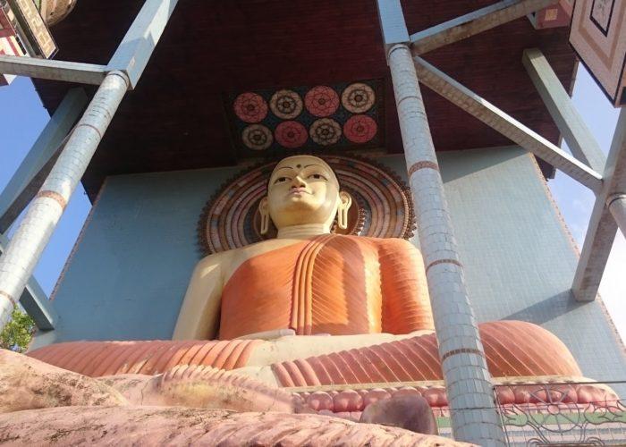 Agurukaramulla Temple Buddha