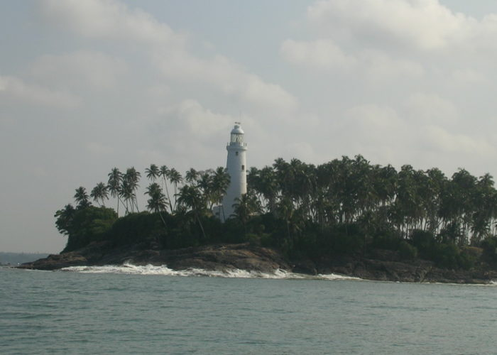 Beruwala 2 lighthouse
