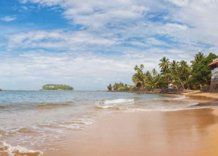Beruwala 1 beach