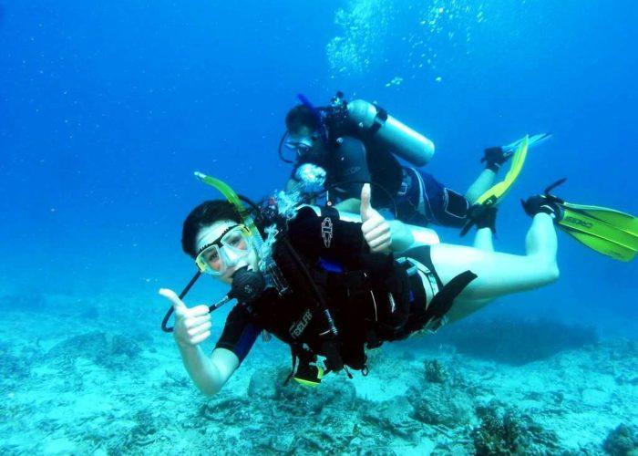 Blue Deep Dive Centre