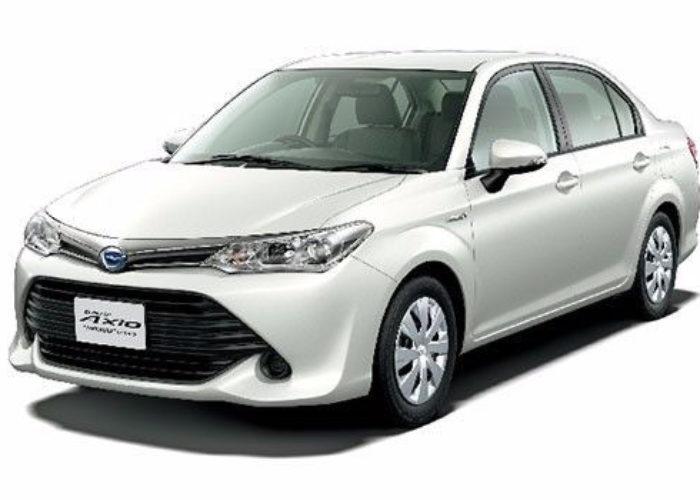 Axio Car Price In Sri Lanka
