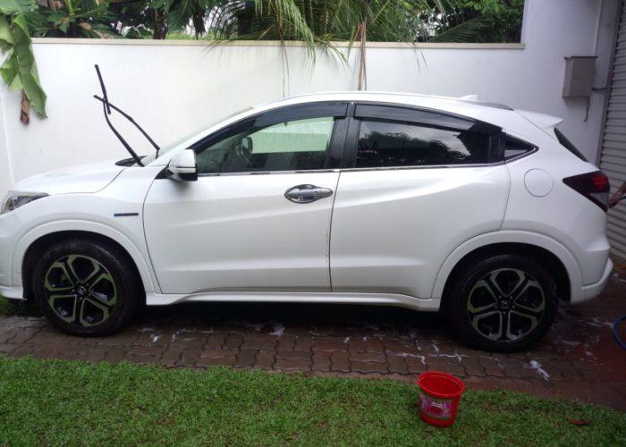 Car rent Honda Savinta