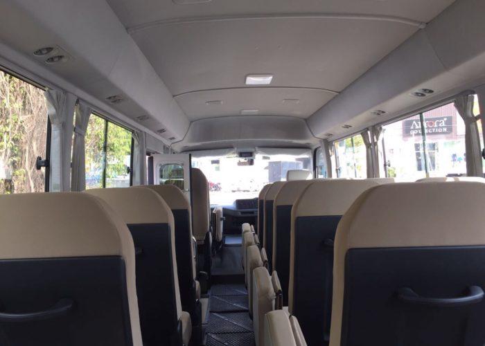 Coach rent Savinta bus