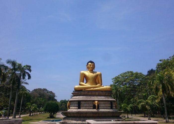 Buddha Park Victoria