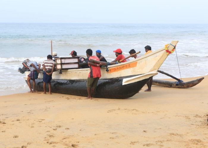 Dodanduwa fishermen