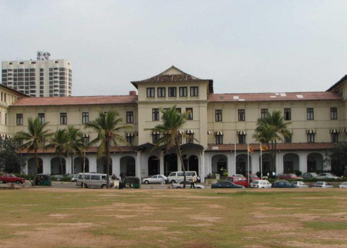 Galle Face Hotel Sri
