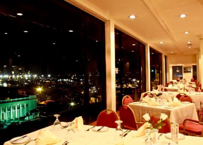Grand Oriental Hotel night