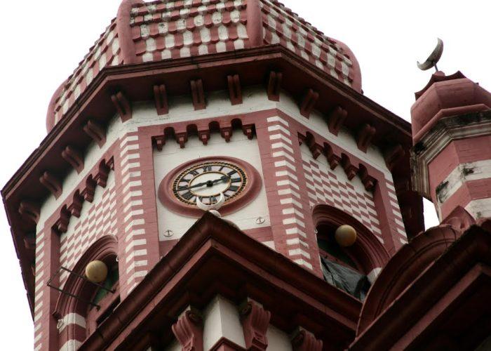 Clocks Jamiul Alfar Mosque