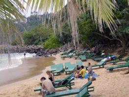 Пляж Джангл (Jungle Beach Galle)