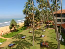 Калутара (Kalutara) пляжный курорт