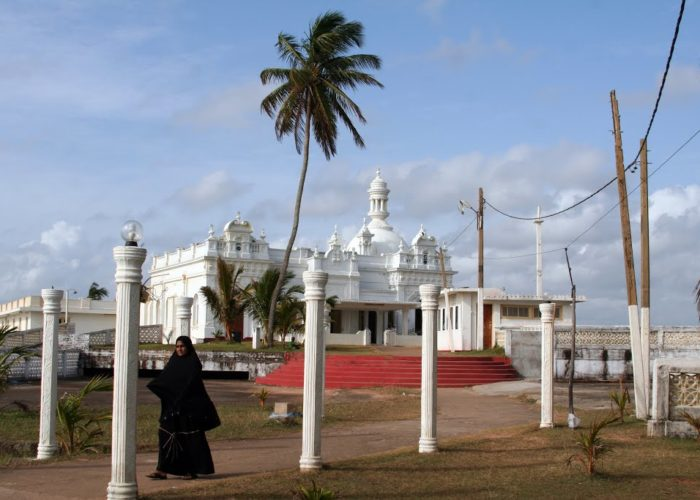 Ketchimale Mosque lanka