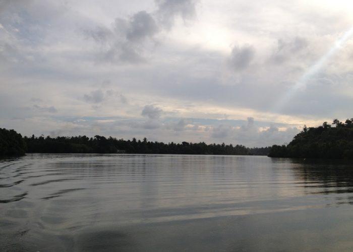 Koggala Lake best view