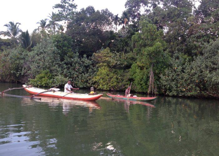 Koggala boat Lake