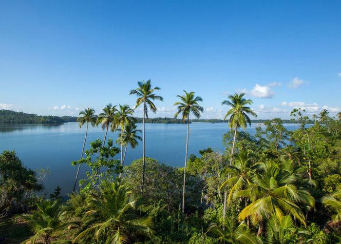 Koggala Lake villa