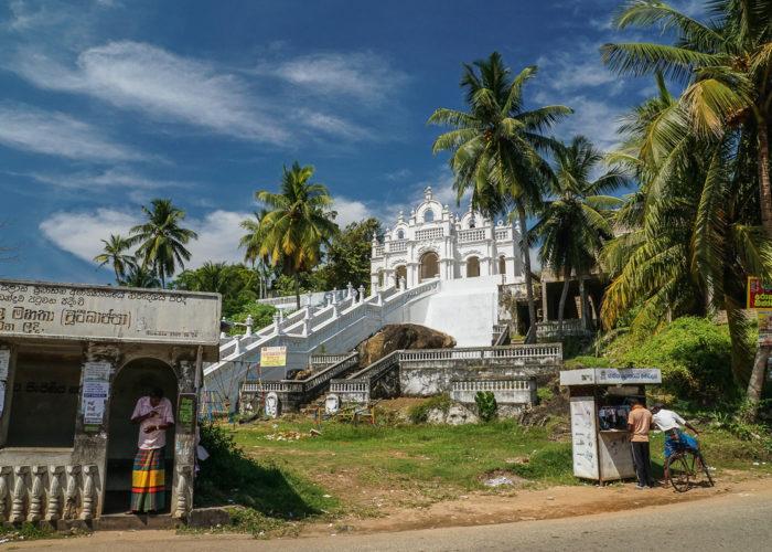 Kumarakanda Maha Viharaya temple
