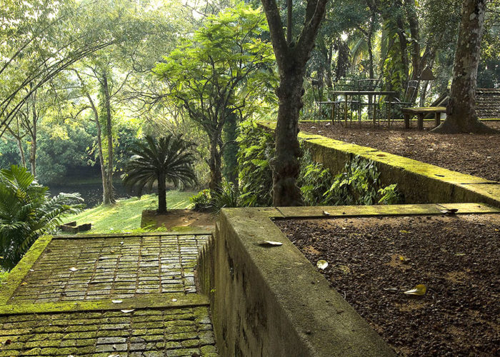 Lunuganga2 Garden