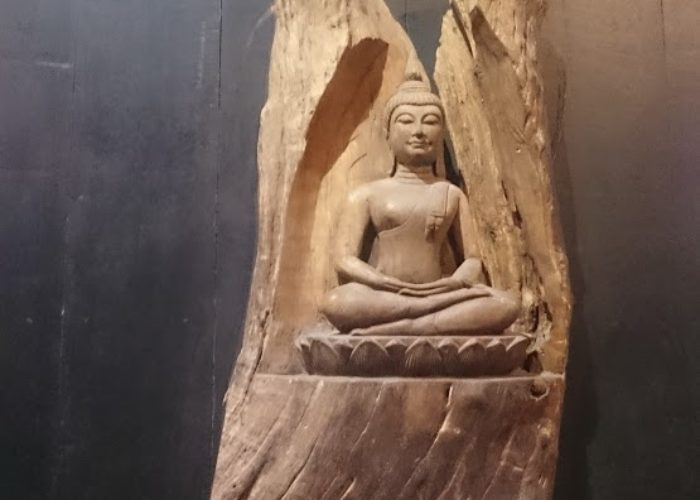 Maritime Archaeology Museum in Galle Buddha