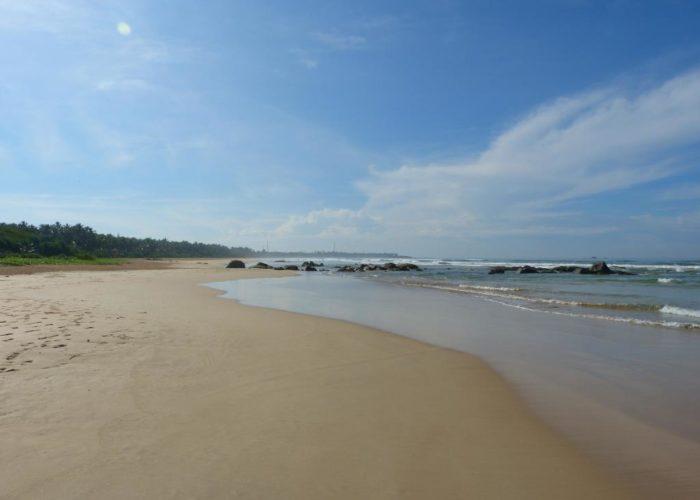Beruwala Moragalla Beach lanka