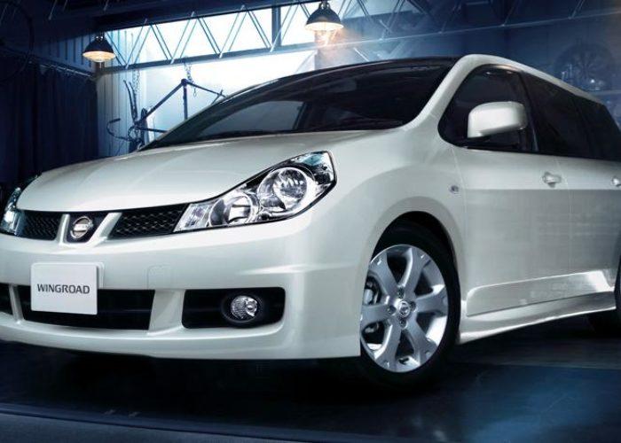 Nissan hire Savinta windroad