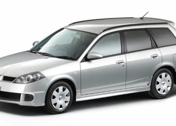 Nissan hire Savinta wind