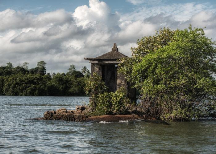 Koggala Lake lanka