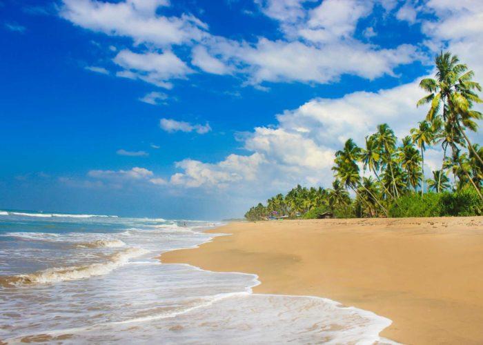 beach Wadduwa sri
